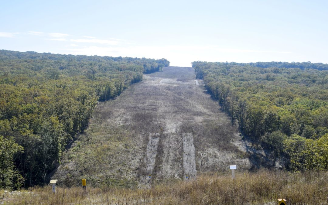 Pipeline Installation & Right-Of-Way Reclamation